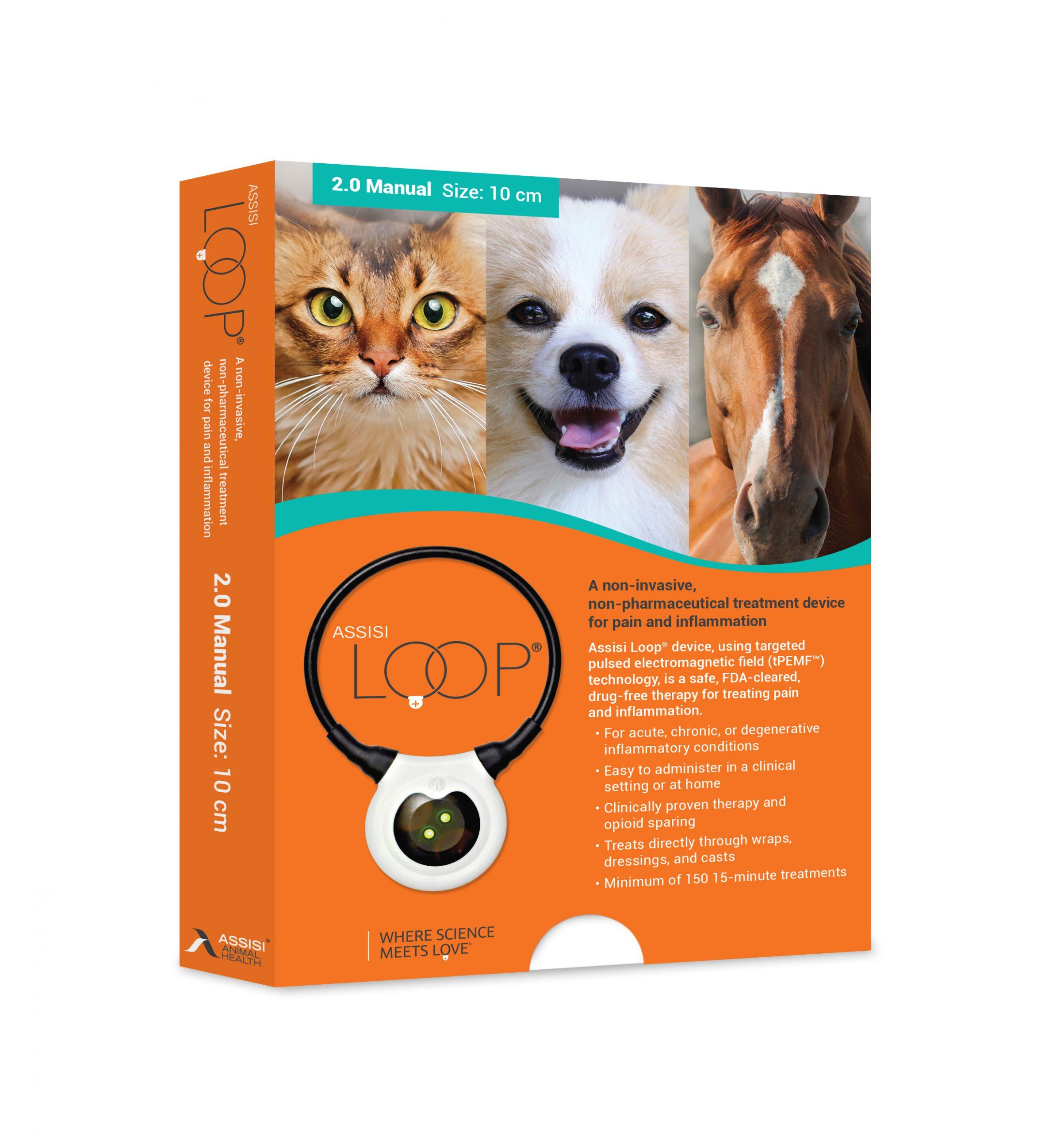 Manual 10cm Loop Package